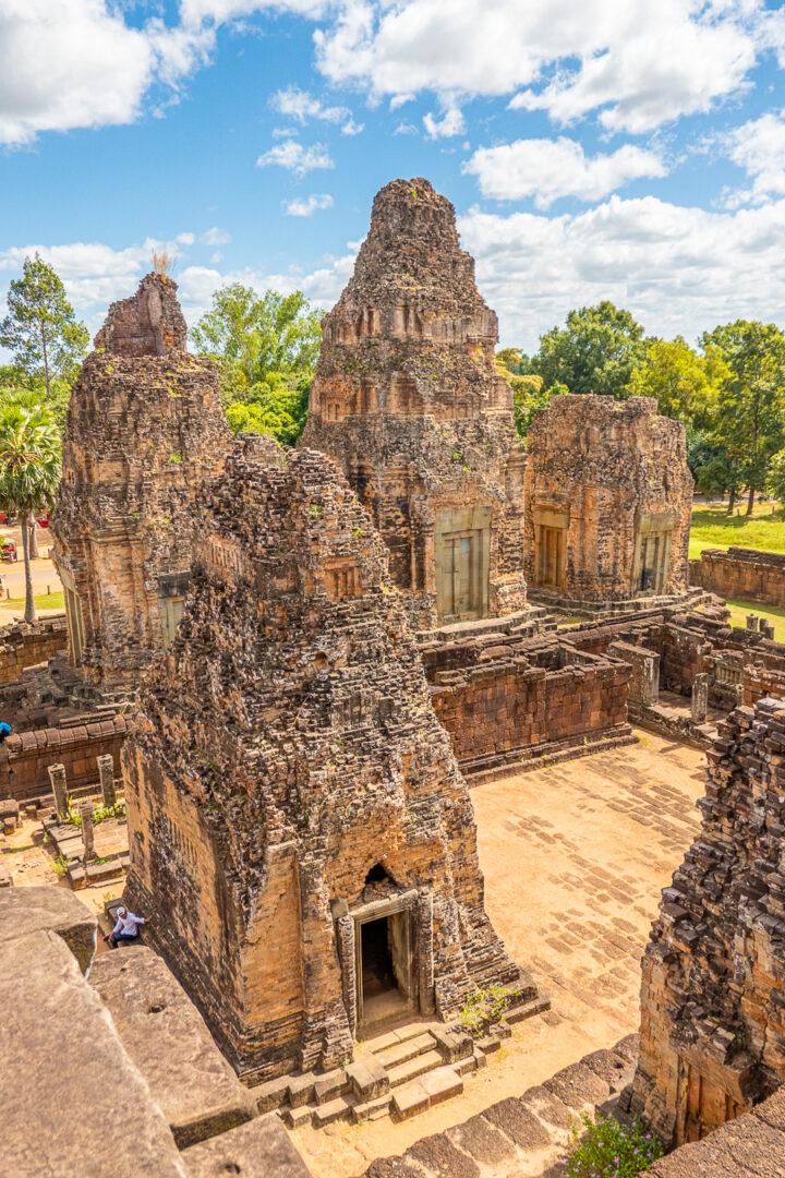 Pre Rup Temple Cambodia