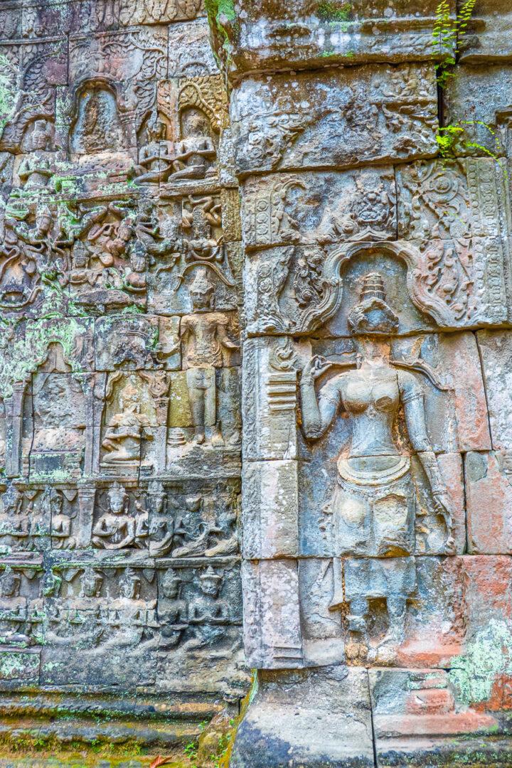 Ta Prohm Tomb Raider Location