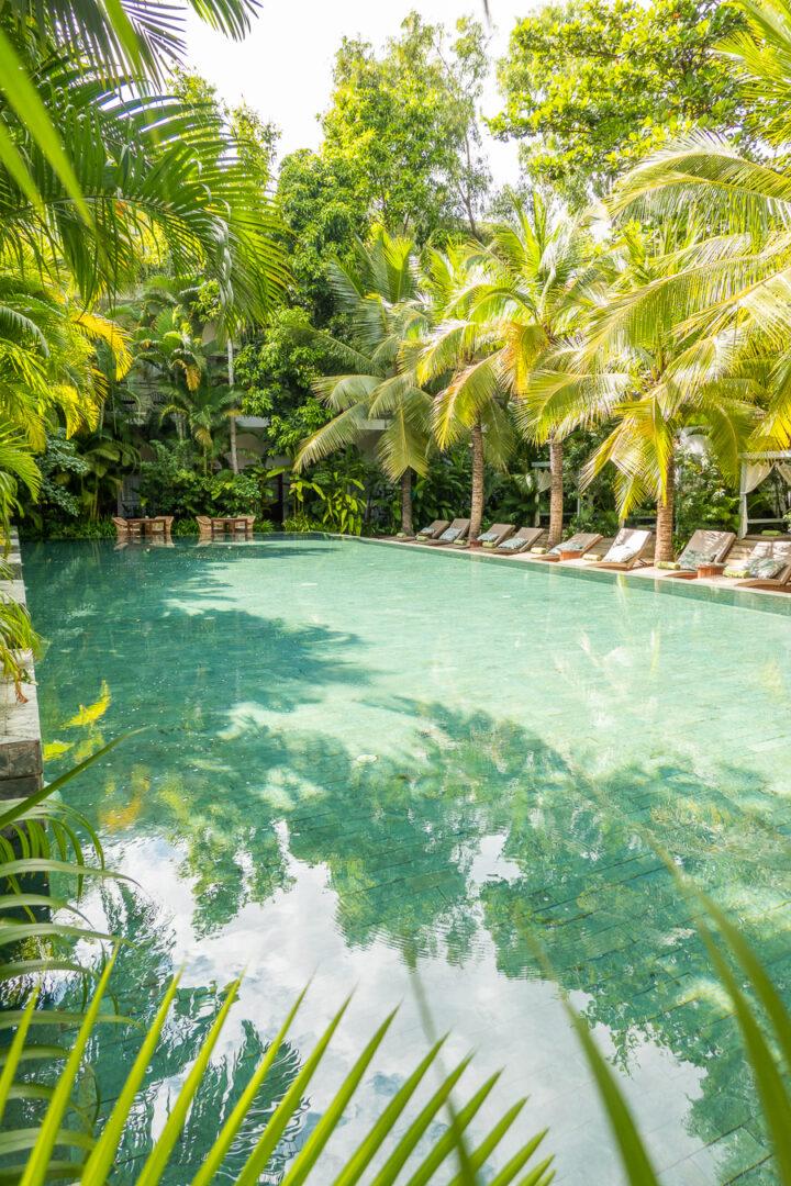 The Plantation Urban Resort and Spa in Phnom Penh, Cambodia