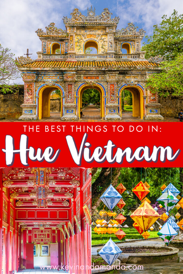 best things to do in hue vietnam