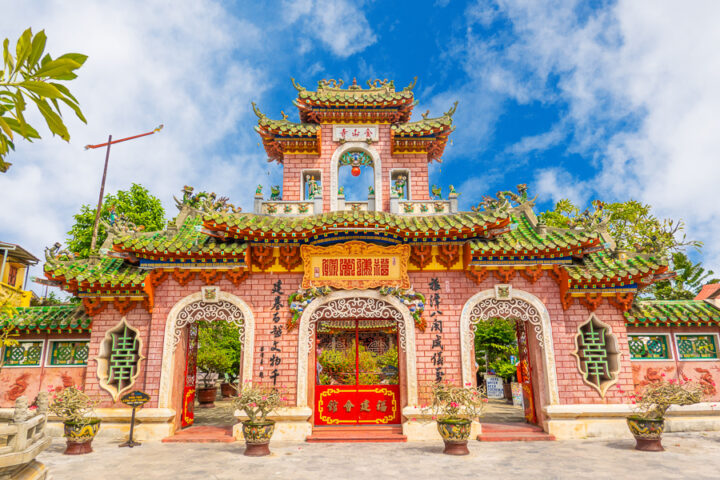 Assembly Hall of Fujian Chinese | best things to do in hoi an