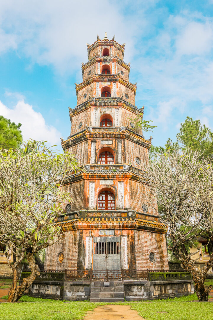 thien mu pagoda | things to do in hue