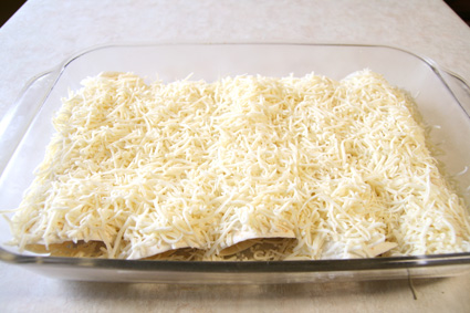 Cream Cheese Chicken Enchiladas — The BEST Easy Chicken Enchilada Recipe