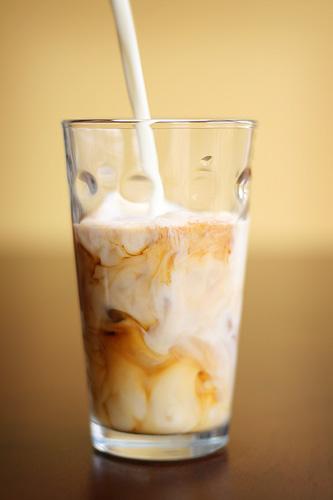 Iced Coffee Mocha | Recipe Blog Step by Step