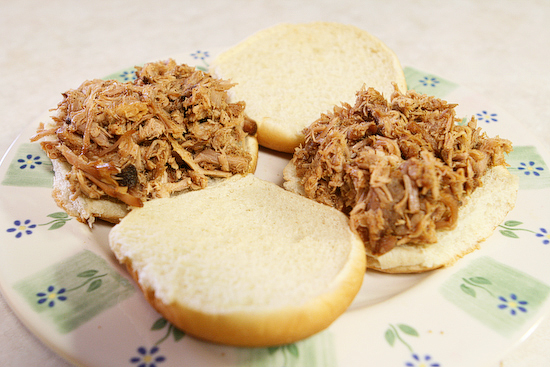perfect pulled pork recipe slow roasted seasoned savory cooking blog